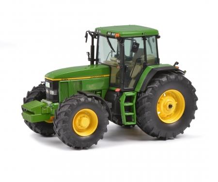 schuco John Deere 7810 green 1:18