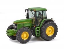 schuco John Deere 7810 grün 1:18