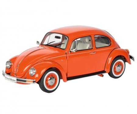 """VW Beetle 1600i Última Edición """"snap orange"""" 1:18"""