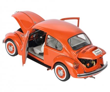 """VW Käfer 1600i Última Edición """"snap orange"""" 1:18"""