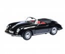 Porsche 356A Speedster, black, 1:18