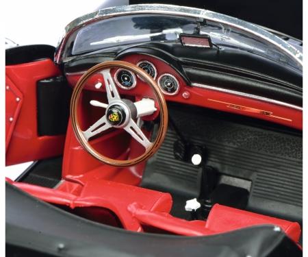 Porsche 356A Speedster, black, 1:18
