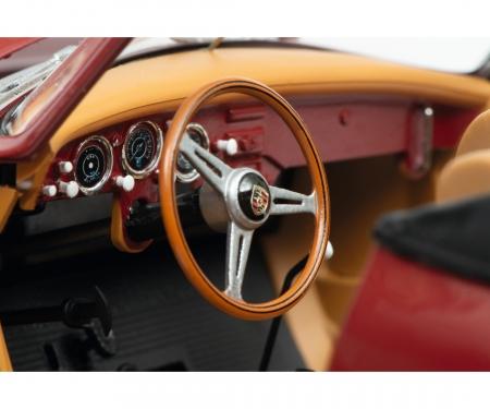 schuco Porsche 356 A Carrera Coupé, rubinrot, 1:18