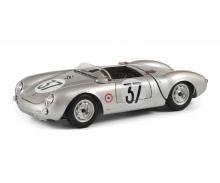 schuco Porsche 550 Spyder #37 1:18