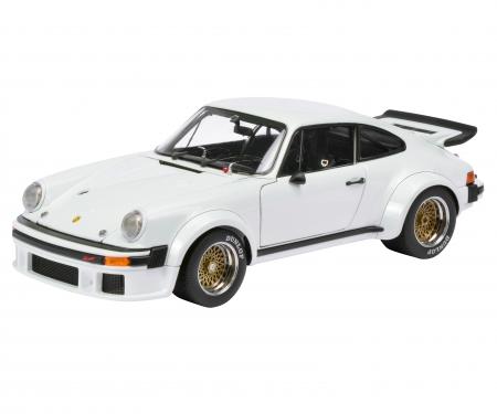 Porsche 934 RSR, grand prix white, 1:18