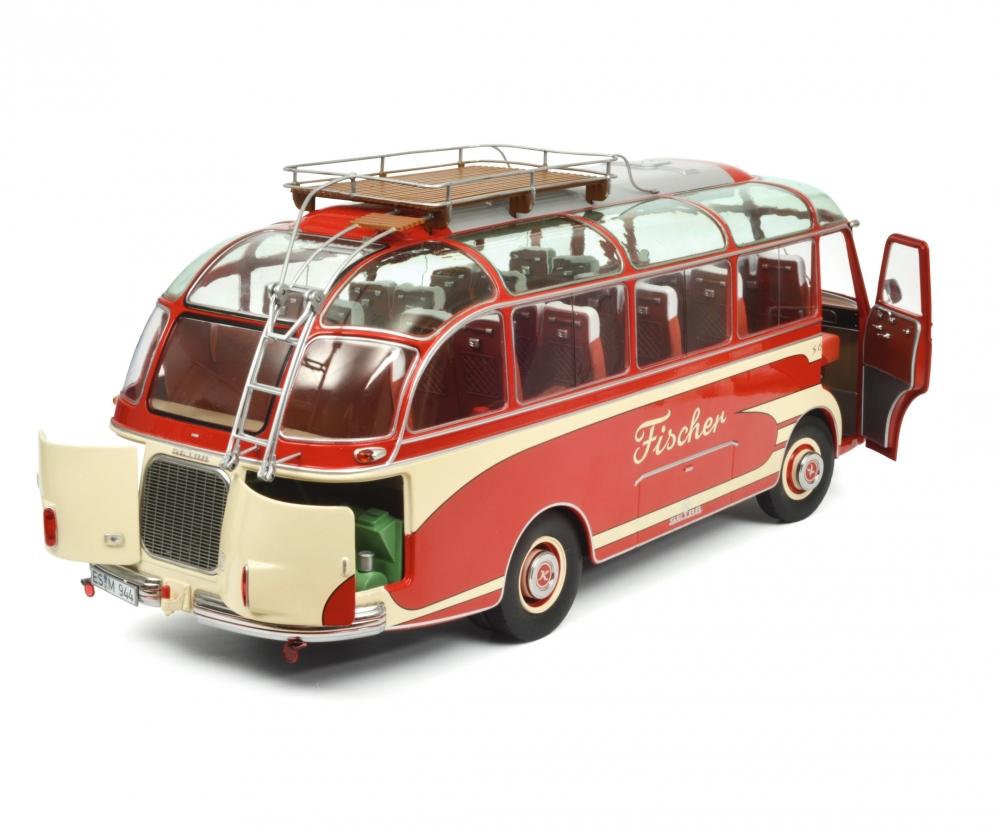 setra s6 fischer 1 18 edition 1 18 omnibus modelle. Black Bedroom Furniture Sets. Home Design Ideas