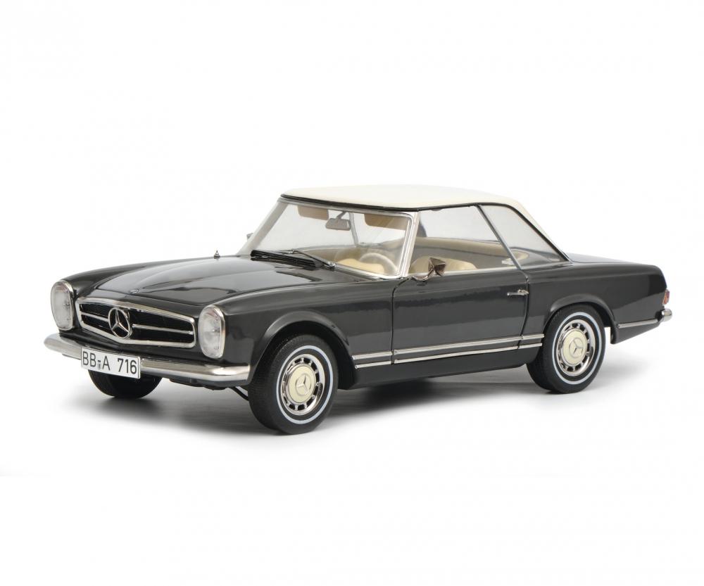 Mercedes Benz 280 Sl Grey 1 18 Edition 1 18 Car Models
