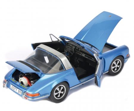 Porsche 911S Targa, 1972, 1:18