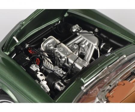 schuco MB 280 SL, grün 1:18