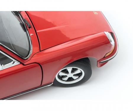 Porsche 911 S Targa 1973, rot, 1:18