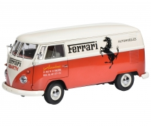 "VW T1b Ferrari Automobile box van ""Francorchamps"" 1:18"