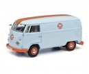 "VW T1b box van ""Gulf"", 1:18"