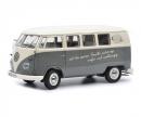 """schuco VW T1b bus """"VW Bus- mit der ganzen Familie unterwegs...."""" 1:18"""