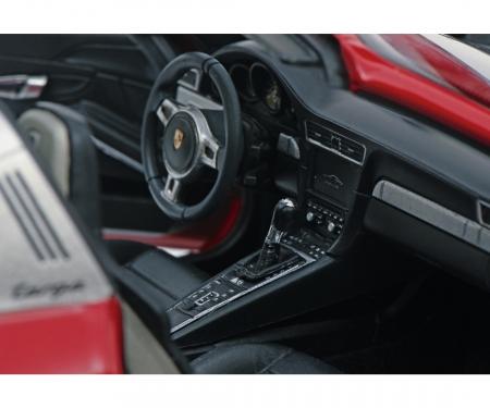 schuco Porsche 911 Targa 4 GTS 1:18
