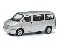 schuco VW T4b Caravelle, silver, 1:18