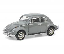 "schuco VW Käfer Limousine ""1963"", grau, 1:18"