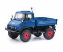 schuco Unimog 406 closed cab 1:18