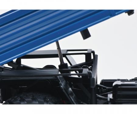 schuco Unimog 406 closed cab 1:18