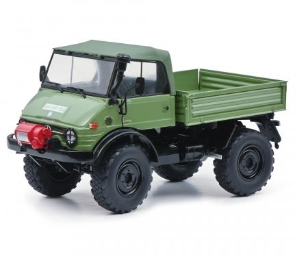 schuco Unimog 406 convertible 1:18