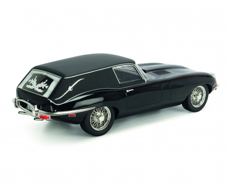 "schuco Jaguar E-Type ""Shooting Brake"" H&M, 1:12"