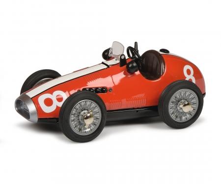 schuco Grand Prix Racer #8, red