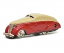 schuco Turning Car (Wendeauto) 1010, rot-beige