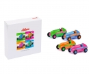 "schuco Piccolo POP ART EDITION I ""Mercedes-Benz 1936"" Set with 4x Piccolos"
