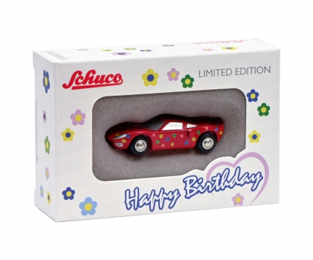 schuco Pic.GT40 HAPPY BIRTHDAY 2021