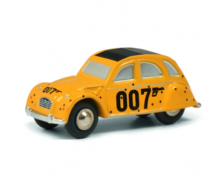 Pic.Citroen 2CV yellow 007