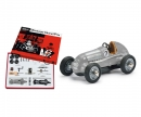 schuco Studio I #7 Grand Prix construction kit, grey metallic