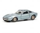 schuco Micro Racer Opel GT, blau metallic