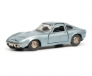schuco Micro Racer Opel GT, blue metallic