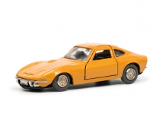 schuco Micro Racer Opel GT, orange