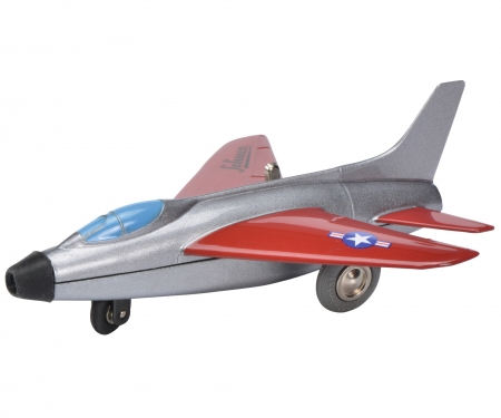 "Micro Jet ""Super Sabre F100"" construction kit"