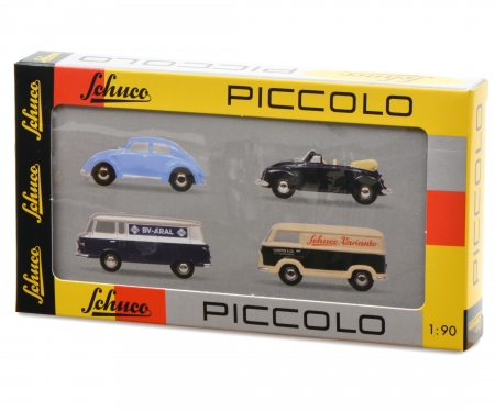 Piccolo gift set B