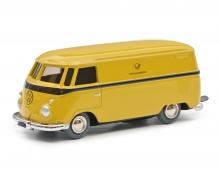 """schuco Micro Racer VW T1 Kastenwagen """"Post"""""""