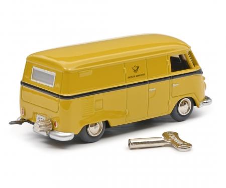 """schuco Micro Racer VW T1 vox van """"Post"""""""