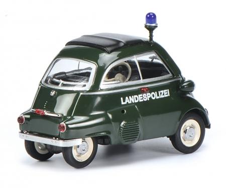 """BMW Isetta """"Landespolizei"""" 1:43"""