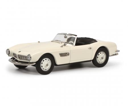 BMW 507, elfenbein 1:43