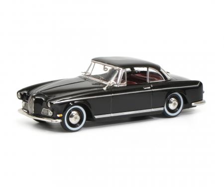 schuco BMW 503 mit Hardtop, schwarz, 1:43