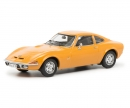 schuco Opel GT, orange 1:43