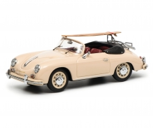 """Porsche 356 Cabriolet """"Edition 70 Jahre Porsche"""", beige 1:43"""
