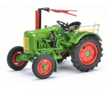 schuco Fendt F20G Dieselross with cuttor bar, 1:43