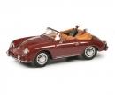 schuco Porsche 356A Cabrio Golf 1:43