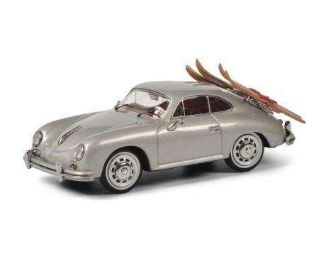 schuco Porsche 356A Waterski 1:43
