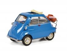 schuco BMW Isetta Picknick 1:43