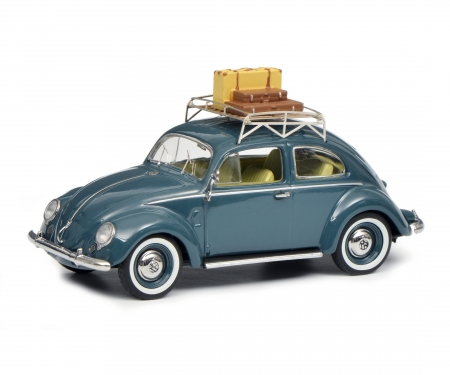 """schuco VW Beetle """"Reisezeit"""", 1:43"""