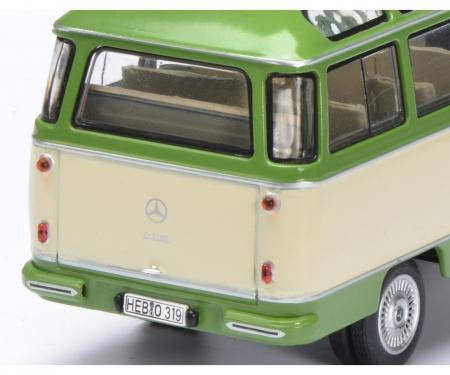 Mercedes Benz O319, beige green 1:43