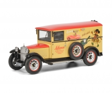 schuco MB L1000 Schreyer+Co 1:43