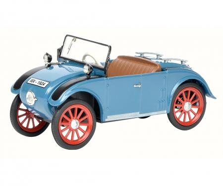 Hanomag Kommissbrot Cabriolet, blue 1:43